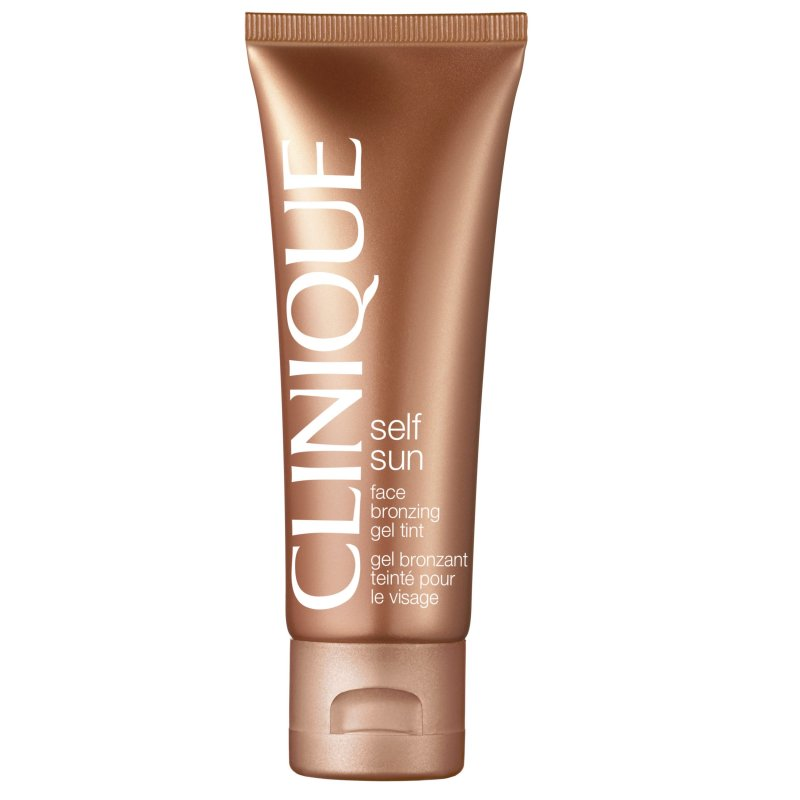 Image of   Clinique Self Sun Face Bronzing Gel Tint - 50 Ml.
