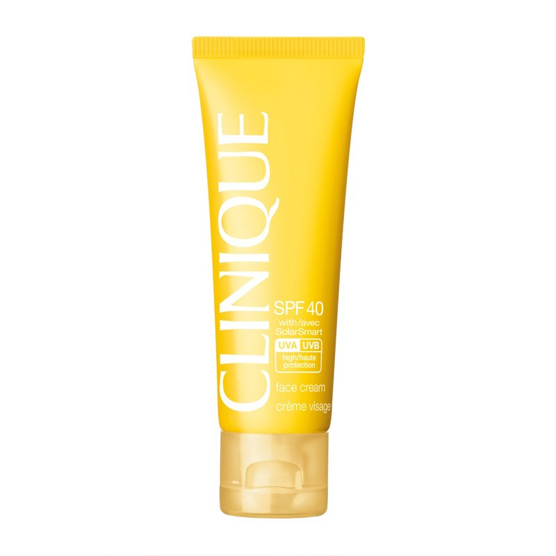 Image of   Clinique Sun Protection Face Cream Spf 40 - 50 Ml.