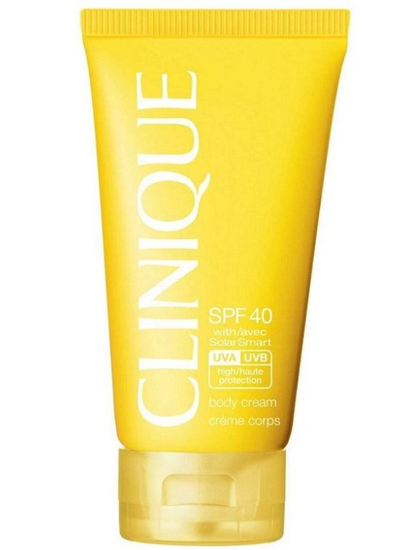 Image of   Clinique Sun Body Cream Spf 40 - 150 Ml.