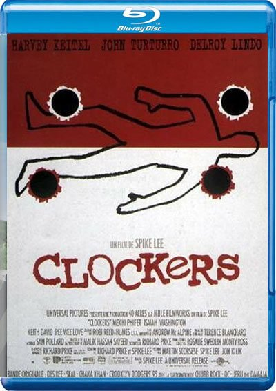 Image of   Clockers - Blu-Ray