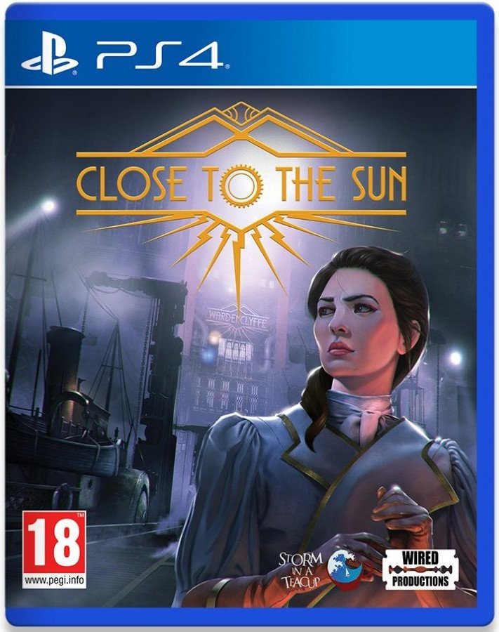 Image of   Close To The Sun - PS4