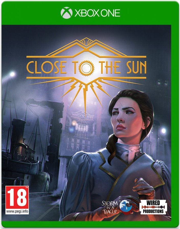 Image of   Close To The Sun - Xbox One