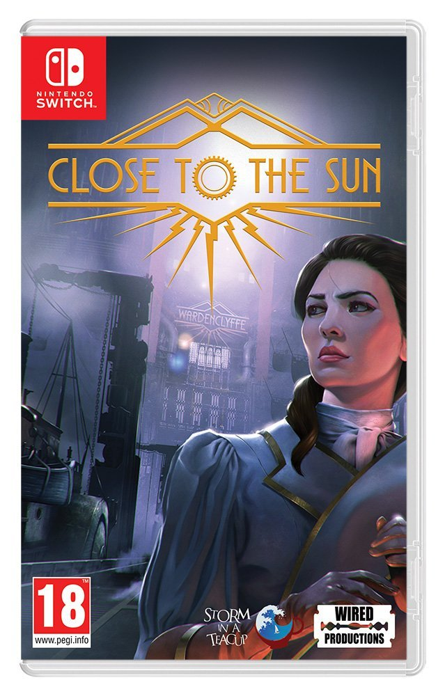Image of   Close To The Sun - Nintendo Switch