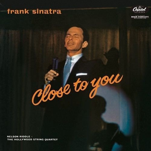 Image of   Frank Sinatra - Close To You - Vinyl / LP