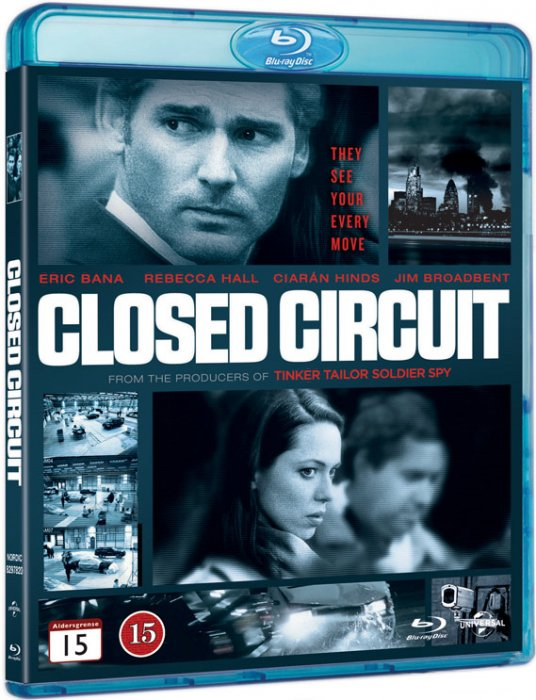 Image of   Closed Circuit - Blu-Ray