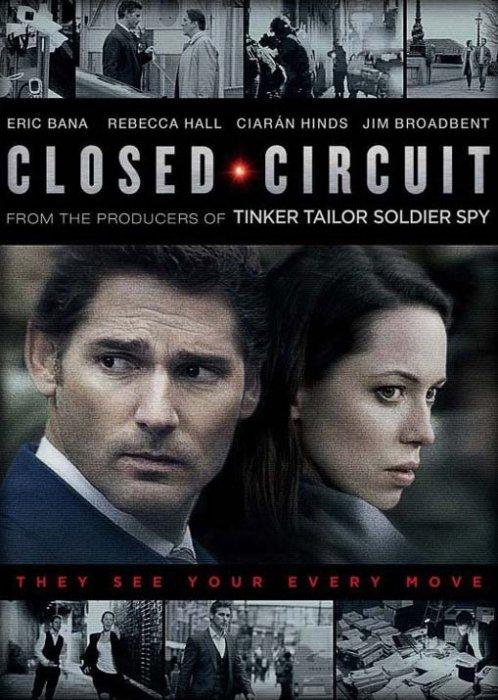 Image of   Closed Circuit - DVD - Film