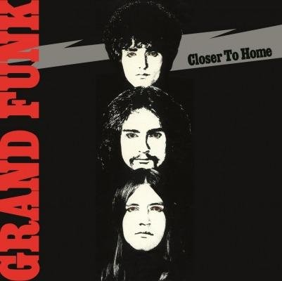 Grand Funk Railroad - Closer To Home - Vinyl / LP