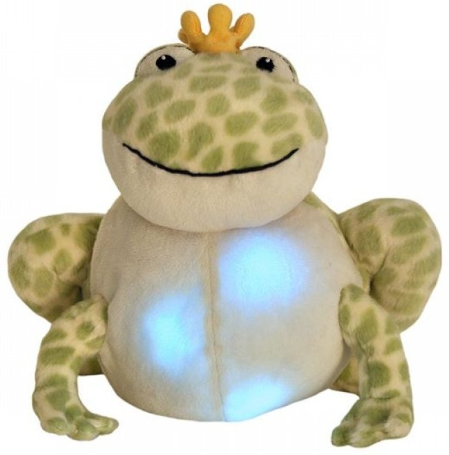 Image of   Cloud B Twinkling Firefly Frog / Frø Natlampe Med Musik