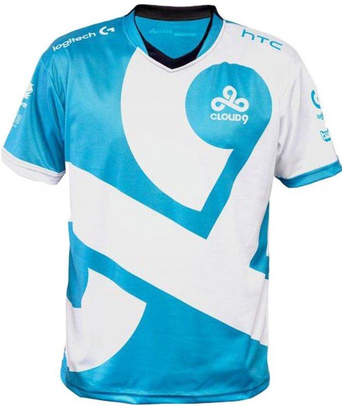 Image of   Cloud9 Player Jersey / Esport Trøjer - S