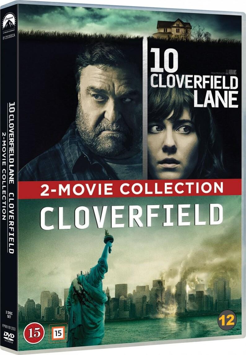 Image of   Cloverfield // 10 Cloverfield Lane - DVD - Film