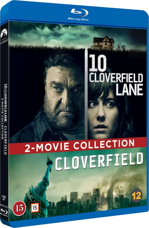 Image of   Cloverfield // 10 Cloverfield Lane - Blu-Ray