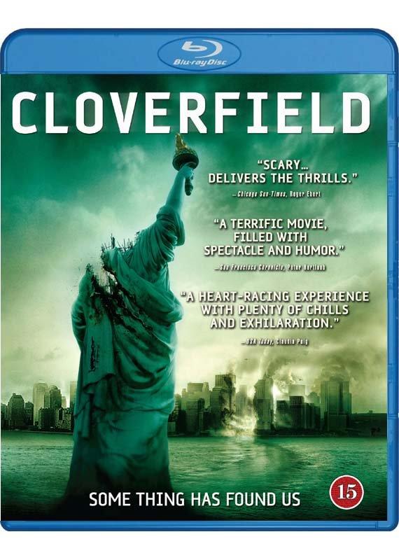 Image of   Cloverfield - Blu-Ray