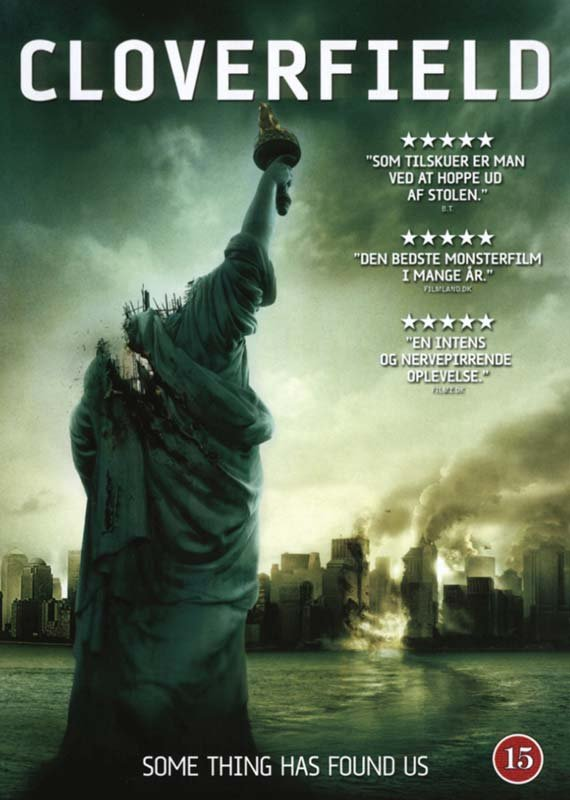 Image of   Cloverfield - DVD - Film