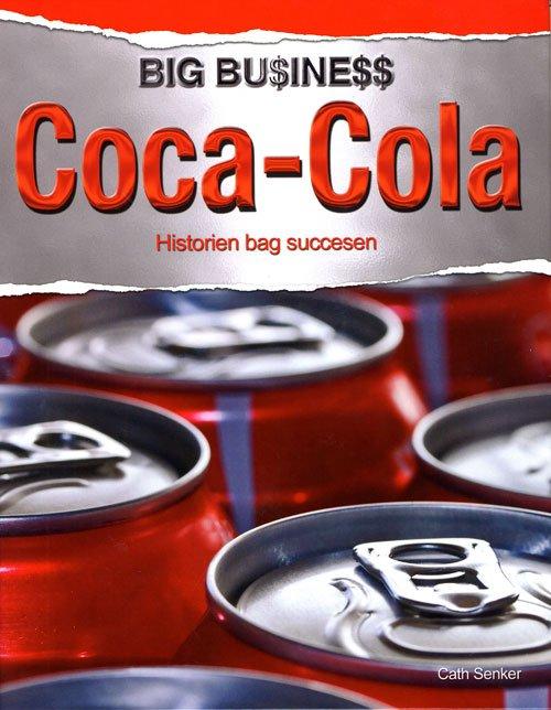Image of   Coca-cola - Cath Senker - Bog