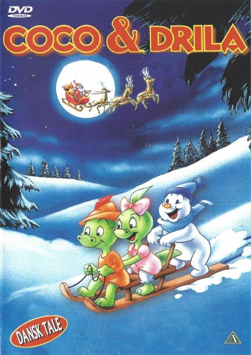 Billede af Coco Og Drila - DVD - Film