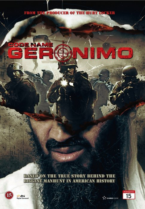 Image of   Code Name Geronimo - DVD - Film