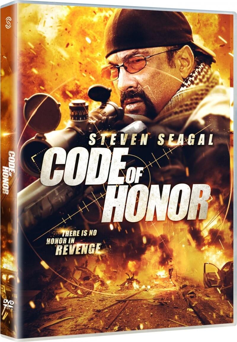 Image of   Code Of Honor - DVD - Film