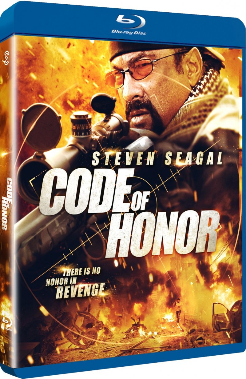 Image of   Code Of Honor - Blu-Ray
