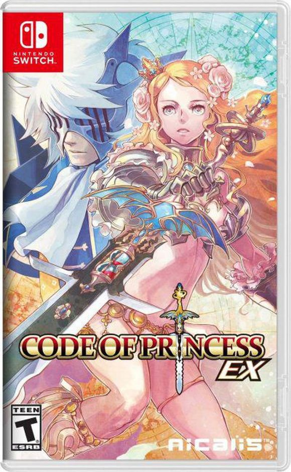 Image of   Code Of Princess Ex (us Import) - Nintendo Switch