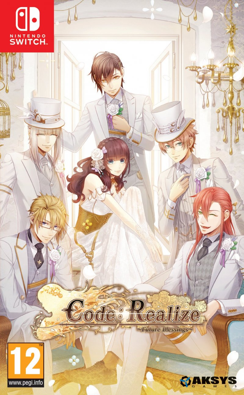 Image of   Code: Realize ~future Blessings~ - Nintendo Switch