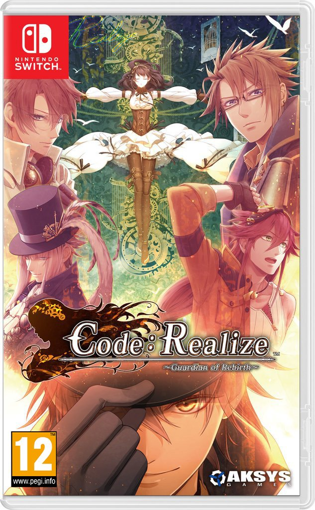 Image of   Code: Realize - Guardian Of Rebirth - Nintendo Switch