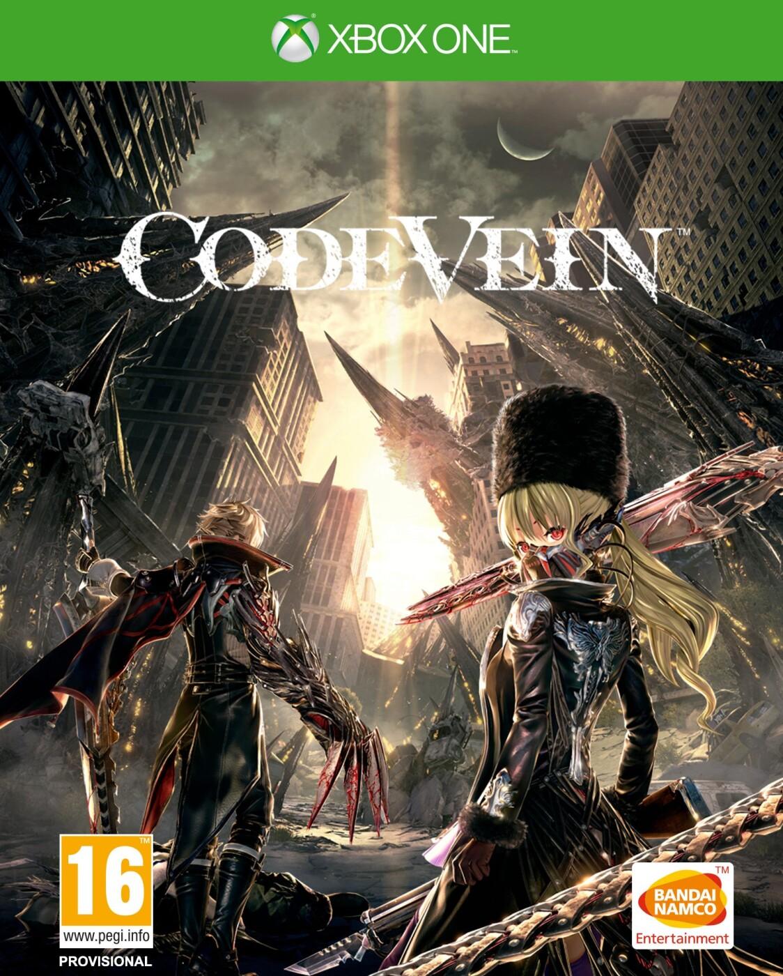 Image of   Code Vein - Xbox One