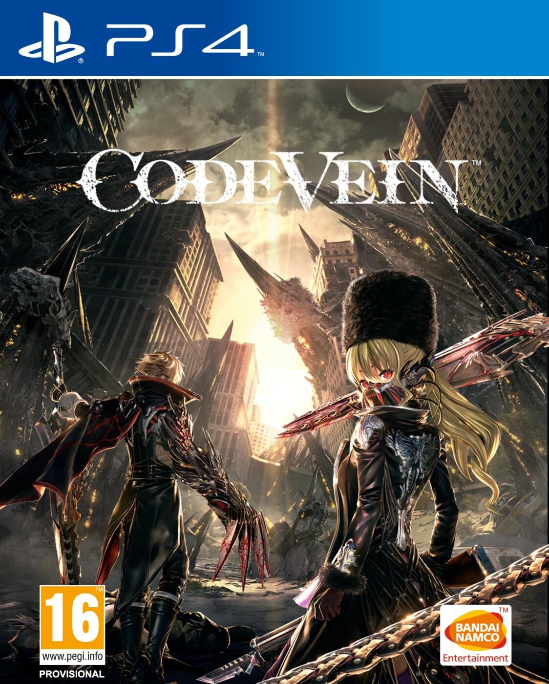Image of   Code Vein - PS4