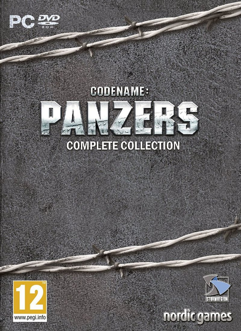 Image of   Codename: Panzers Complete Collection - PC