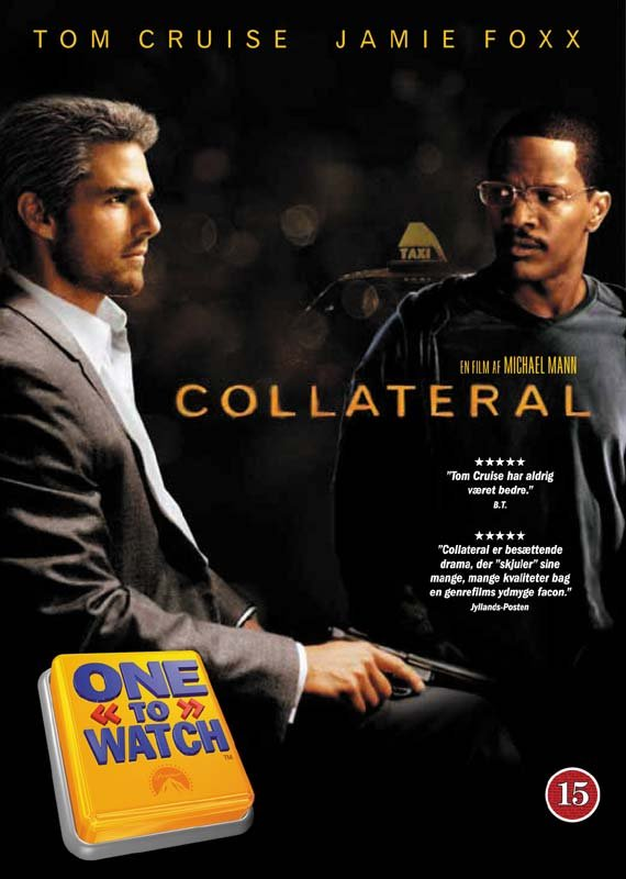 Image of   Collateral - DVD - Film