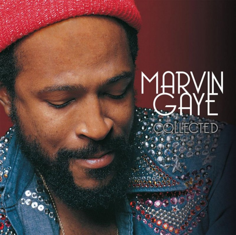 Image of   Marvin Gaye - Collected - Vinyl / LP