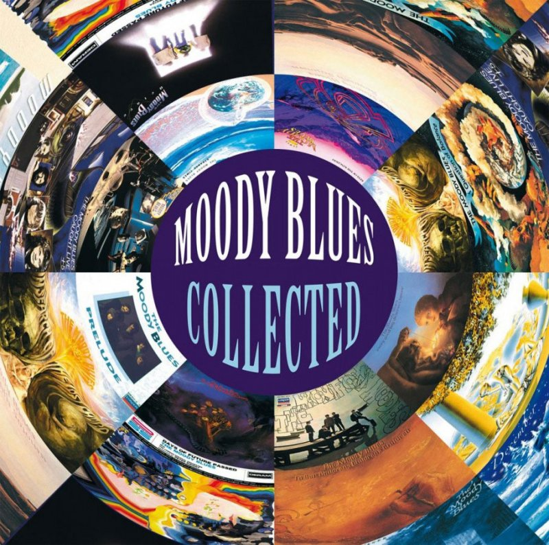 Image of   Moody Blues - Collected - Vinyl / LP