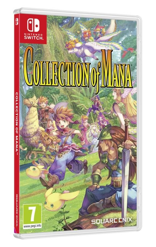 Image of   Collection Of Mana - Nintendo Switch