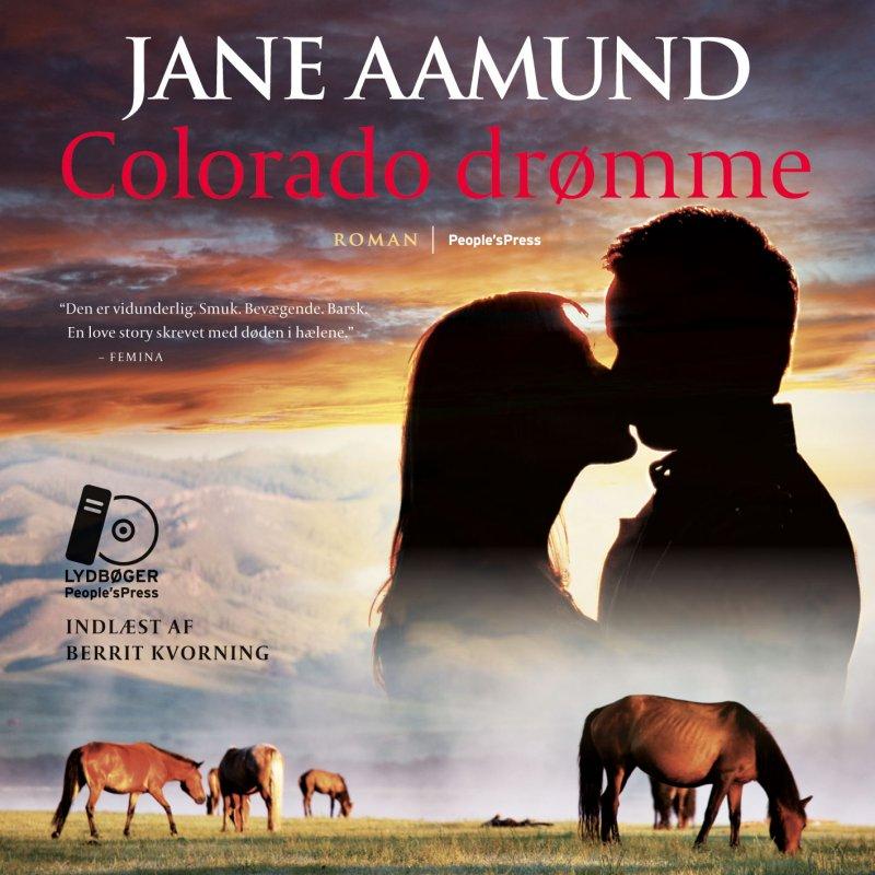 Image of   Colorado Drømme - Jane Aamund - Cd Lydbog