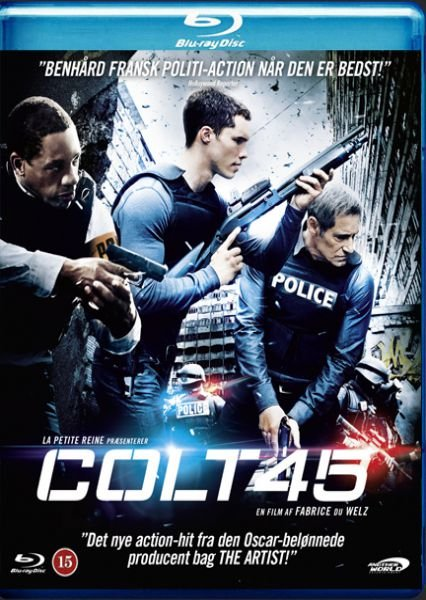Image of   Colt 45 - Blu-Ray