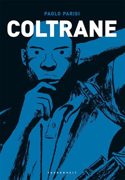 Billede af Coltrane - Paolo Parisi - Tegneserie