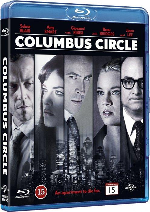 Image of   Columbus Circle - Blu-Ray