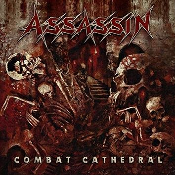 Image of   Assassin - Combat Cathedral - CD