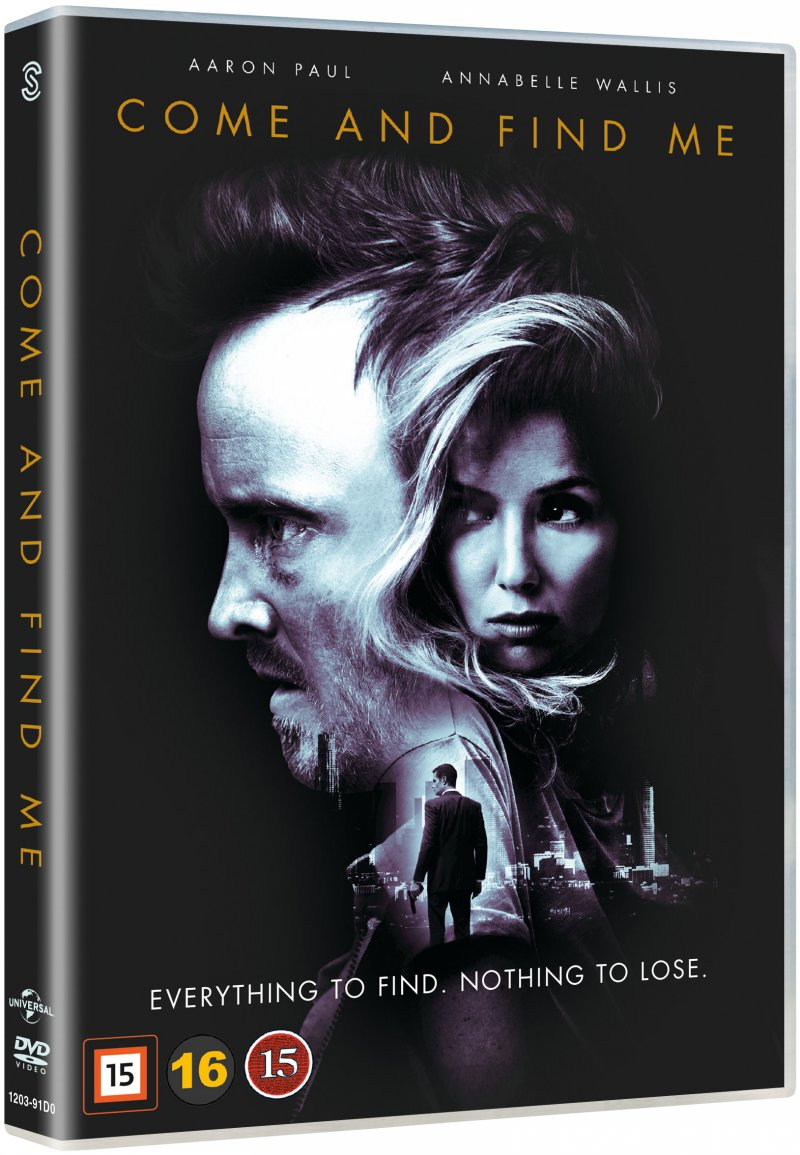 Image of   Come And Find Me - DVD - Film