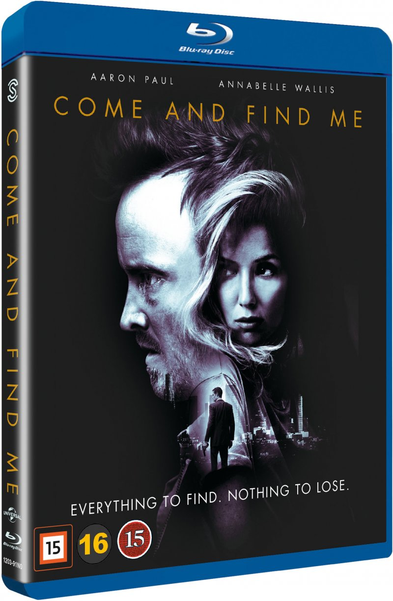 Image of   Come And Find Me - Blu-Ray