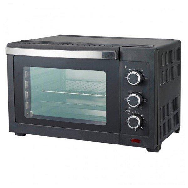 Image of   Comelec Elektrisk Miniovn Ho3001c 30l 1600w - Sort