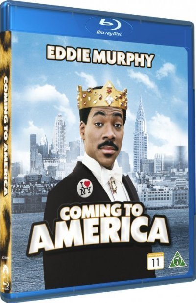 Image of   Coming To America - Blu-Ray
