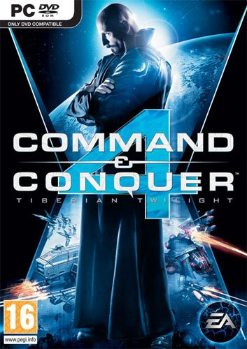 Image of   Command & Conquer 4: Tiberian Twilight - PC