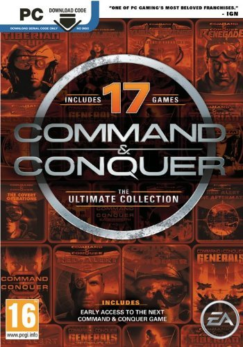 Image of   Command & Conquer: The Ultimate Collection - PC