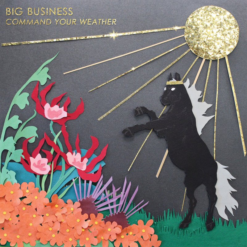 Image of   Big Business - Command Your Weather - CD