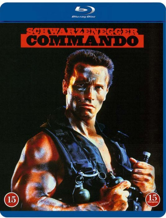 Image of   Commando - Blu-Ray