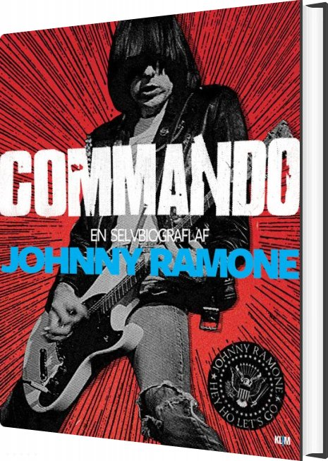 Commando - Johnny Ramone - Bog