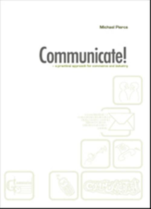 Image of   Communicate - Michael Pierce - Bog