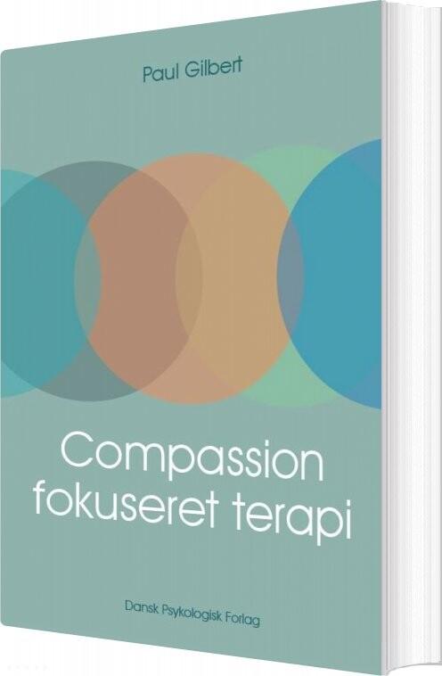 Image of   Compassionfokuseret Terapi - Paul Gilbert - Bog