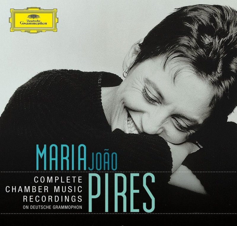 Image of   Maria João Pires - Complete Chamber Music Recordings On Dg (12cd) - CD