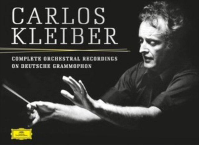 Image of   Carlos Kleiber - Complete Orchestra Recordings (3cd+blu-ray - Limited Edition) - CD
